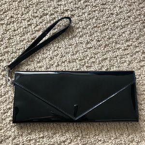 Marc Jacobs Patent Leather Wallet Wristlet